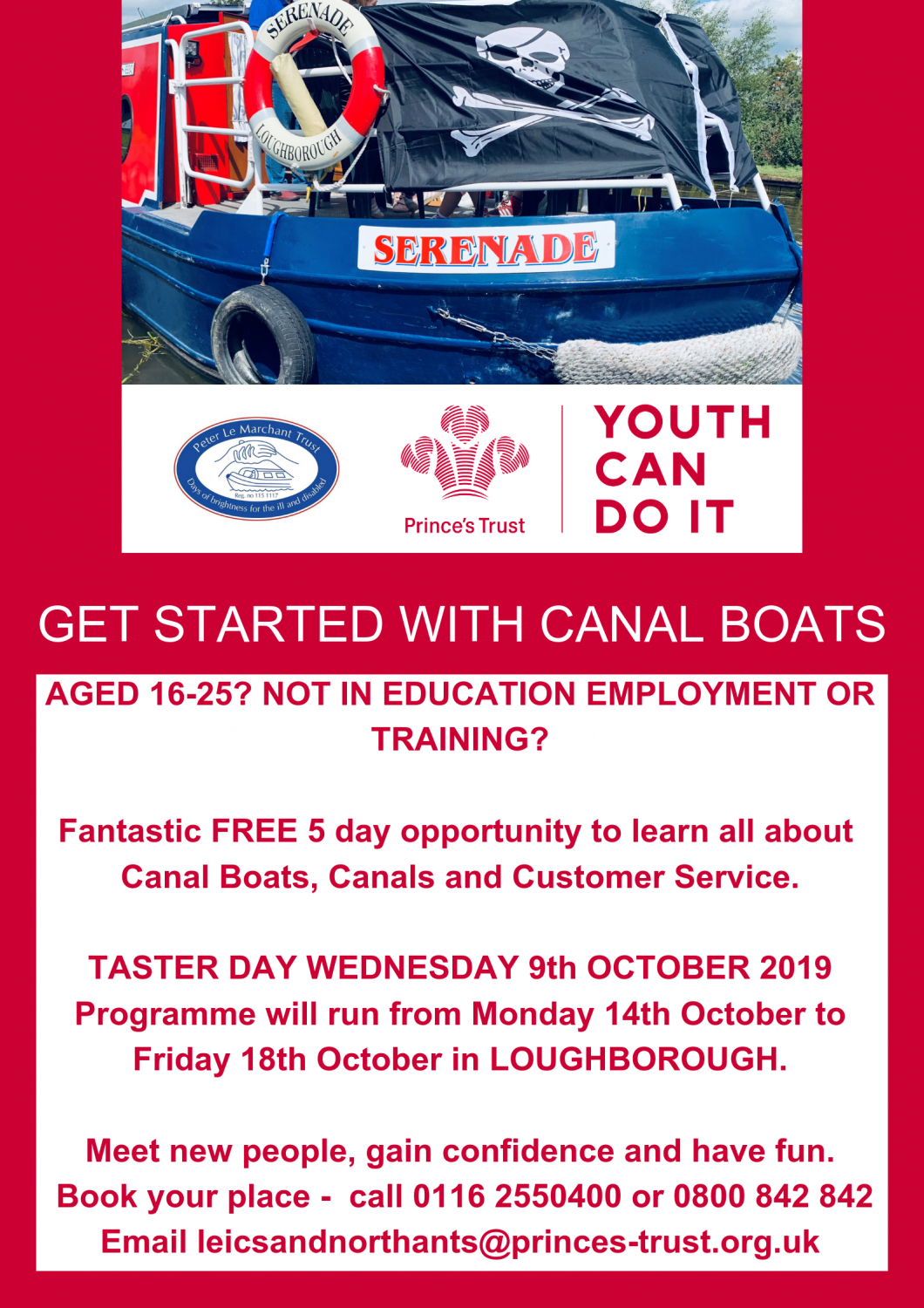 Do you have an interest in Canal boats?