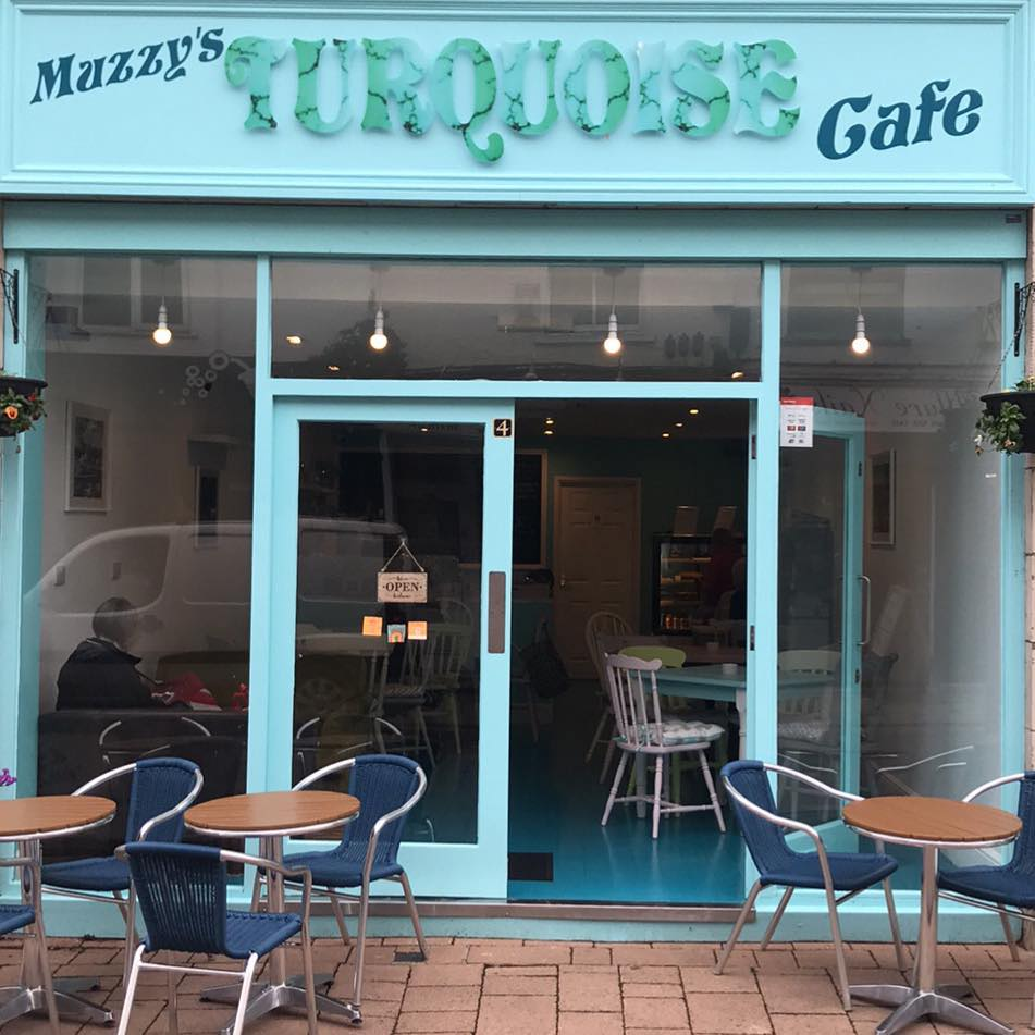 Muzzy's Turquoise Cafe