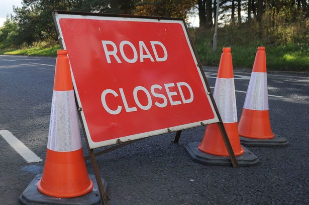 Road closures are in place for upcoming events in Loughborough
