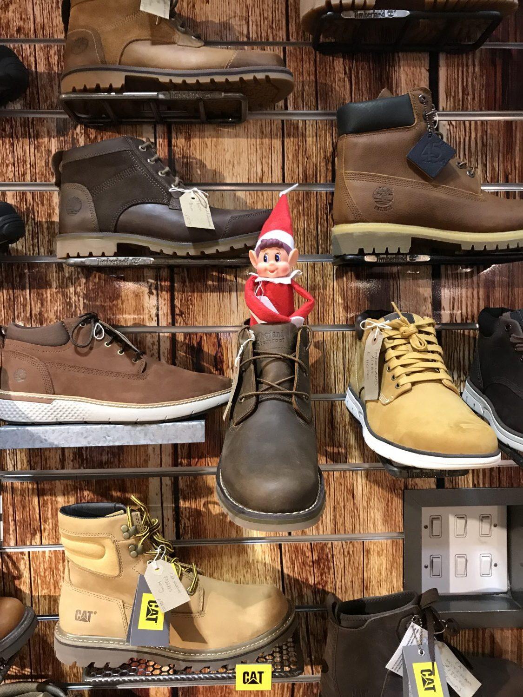 The Elf on a Shelf Christmas Trail is back!