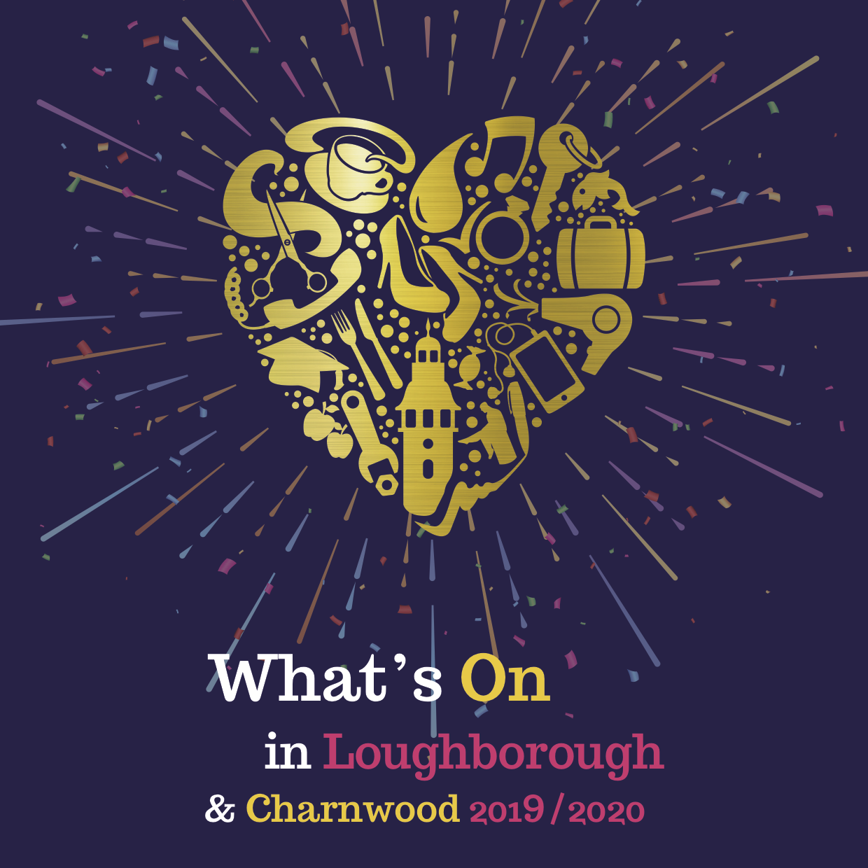 loughborough events guide front cover