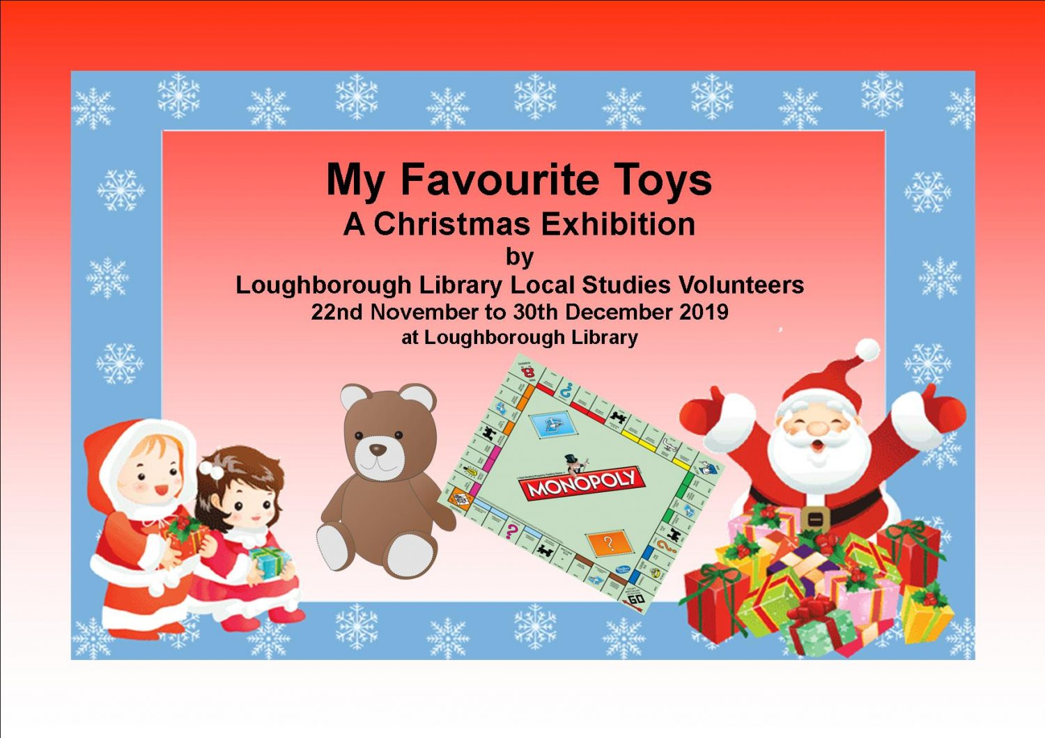 New Exhibition at the Loughborough Library