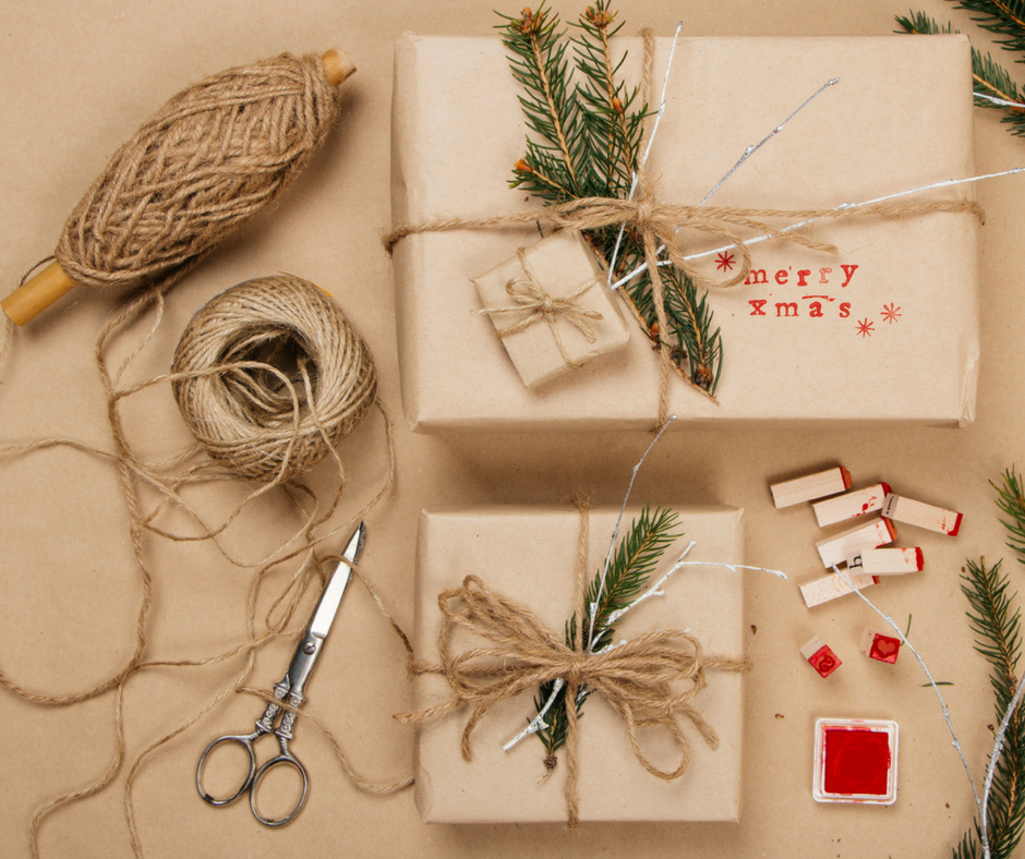 Free Eco-Friendly Christmas Wrapping Service!