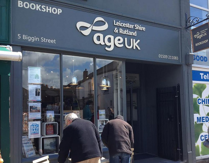 Age Concern Bookshop