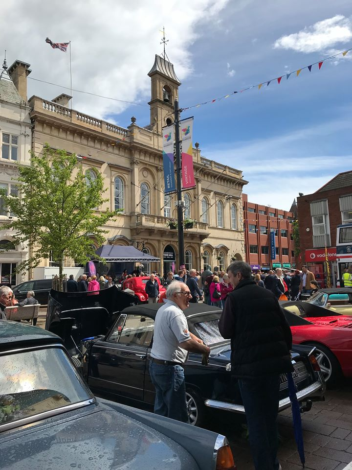 Entry is now open for the Loughborough Car Show 2020!