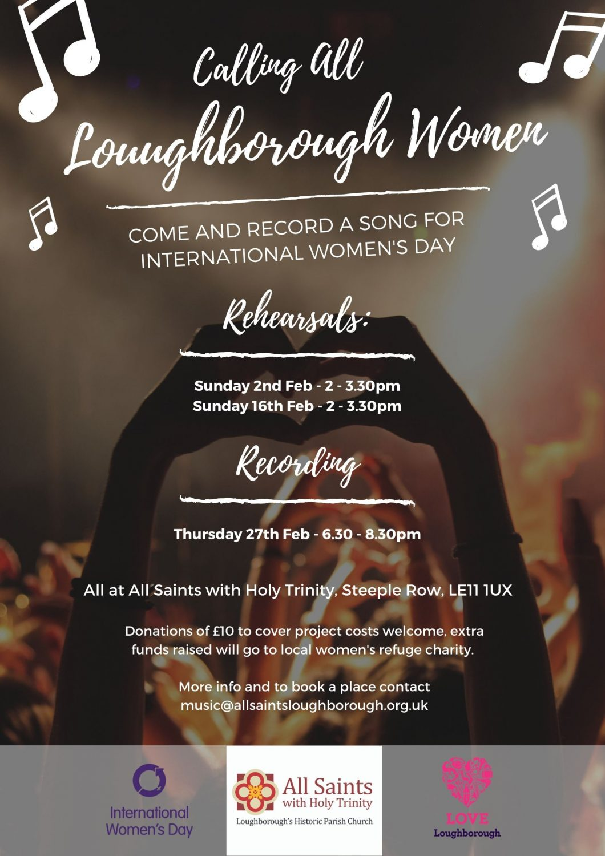 Calling all Loughborough Women!