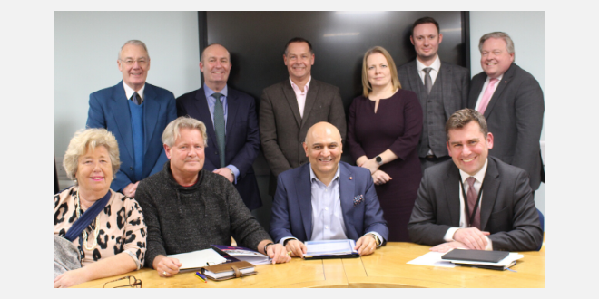 Board meets to kickstart £25 million Town Deal bid for Loughborough