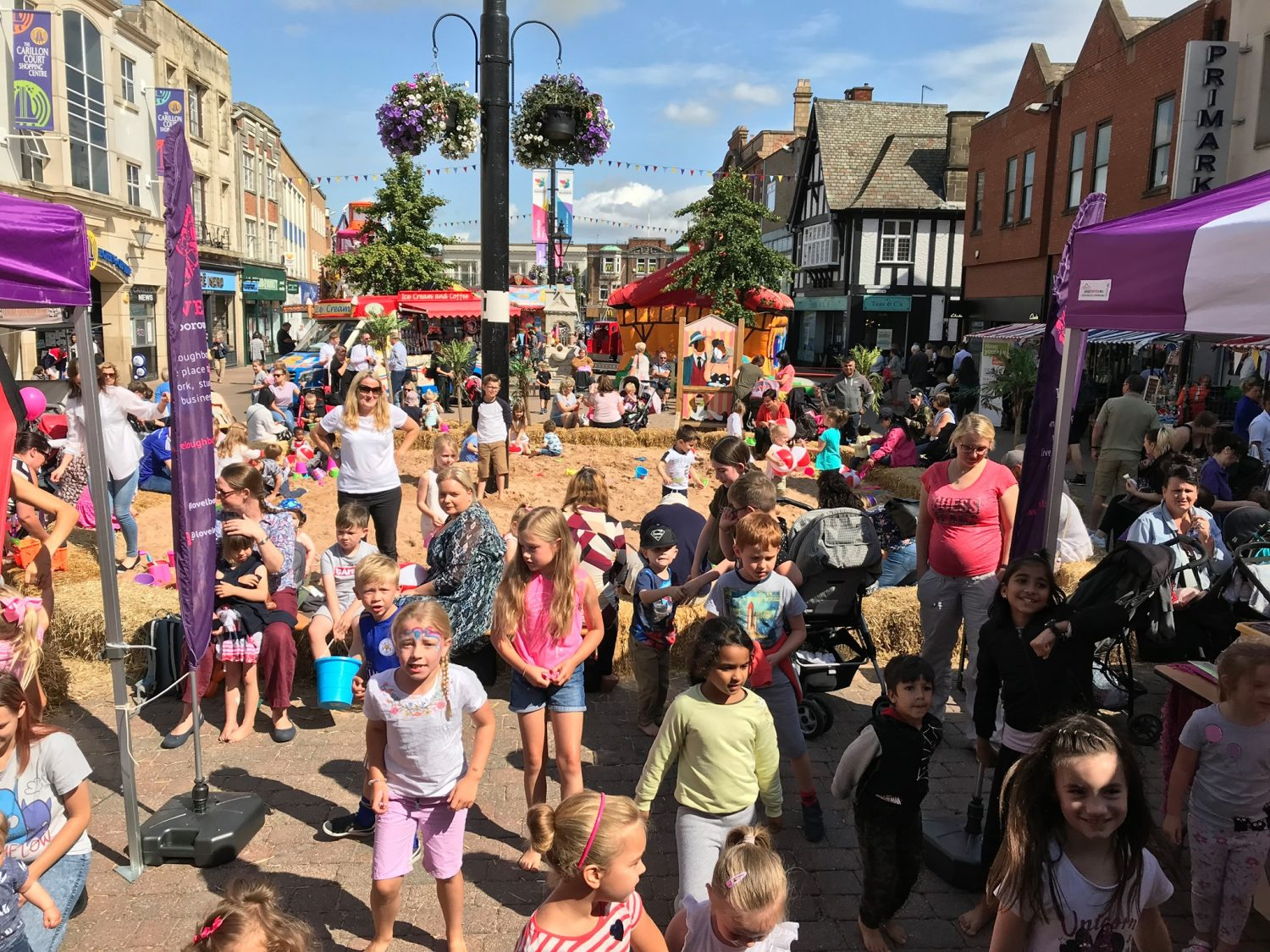 Loughborough by the Sea will not be taking place in August 2020