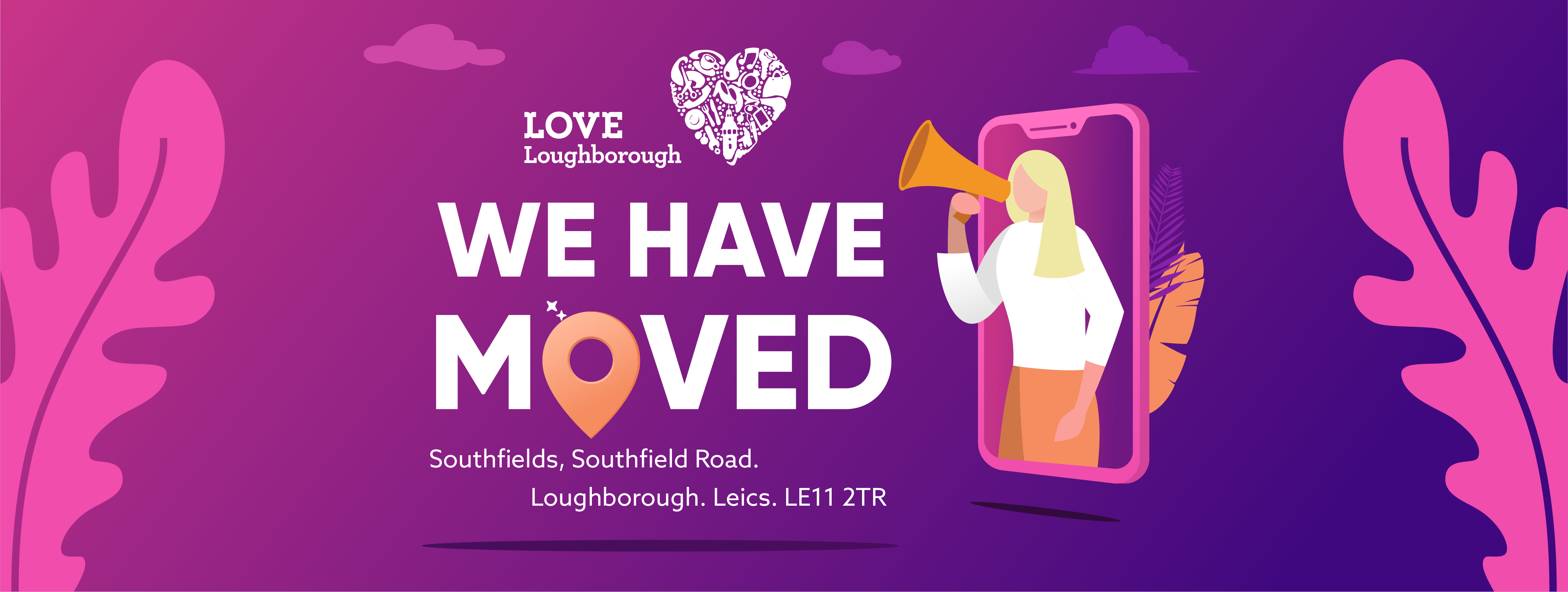 Charnwood Borough Council supports Love Loughborough through the effects of Covid-19