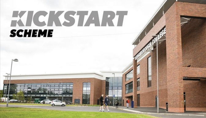 Loughborough College is to play a central role in the new Kickstart Scheme