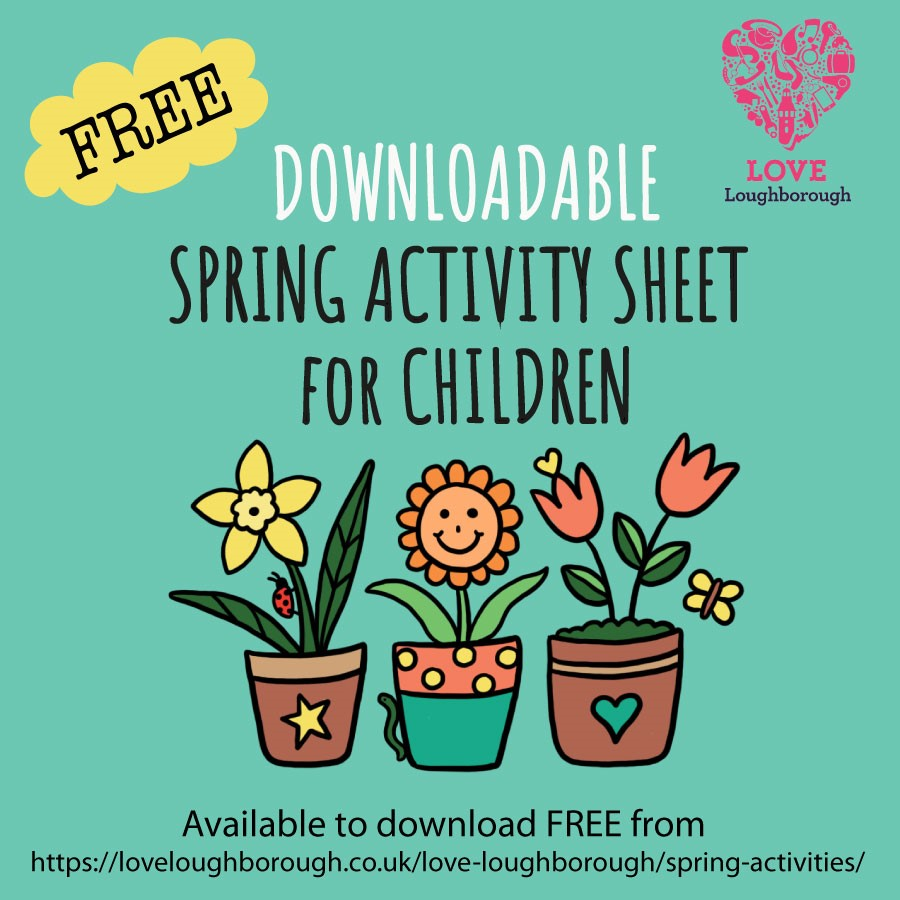 Free Children's Spring Activity Sheets