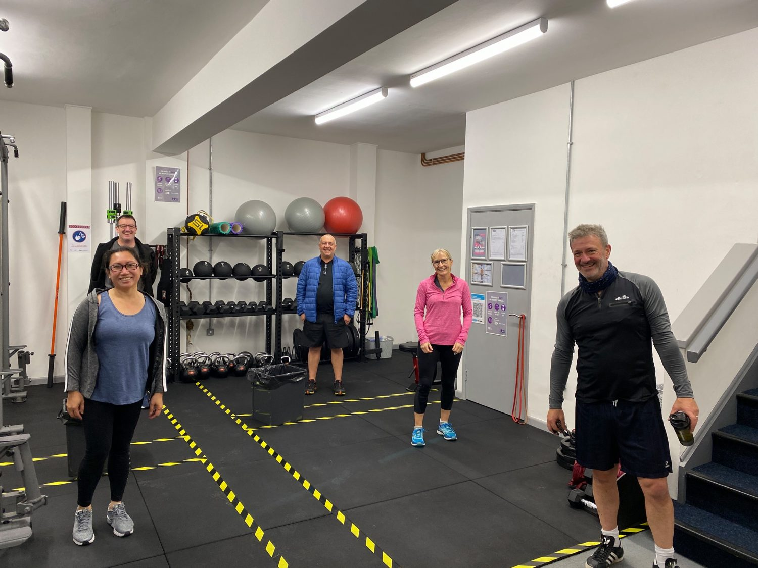Body Transformation Centre has moved