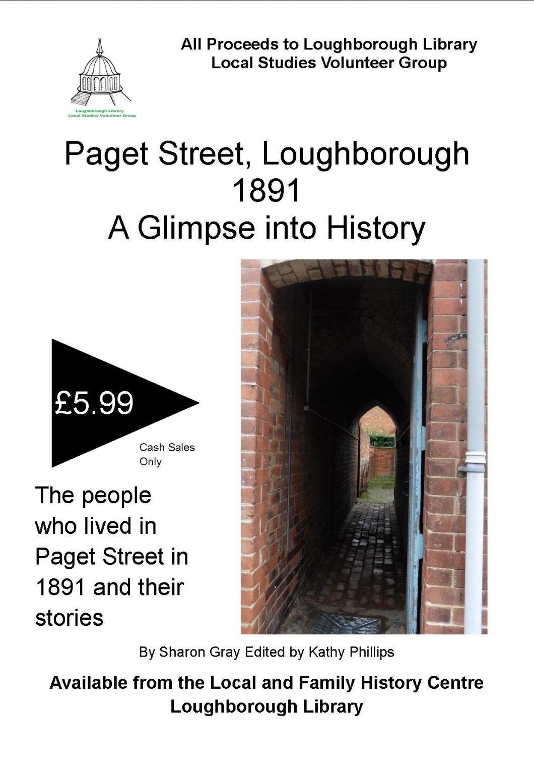 Paget Street, A Glimpse into History